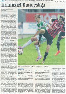 Traumziel Bundesliga - Pascal Groß