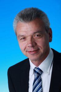 Bild Bürgermeister Gottfried Störmer