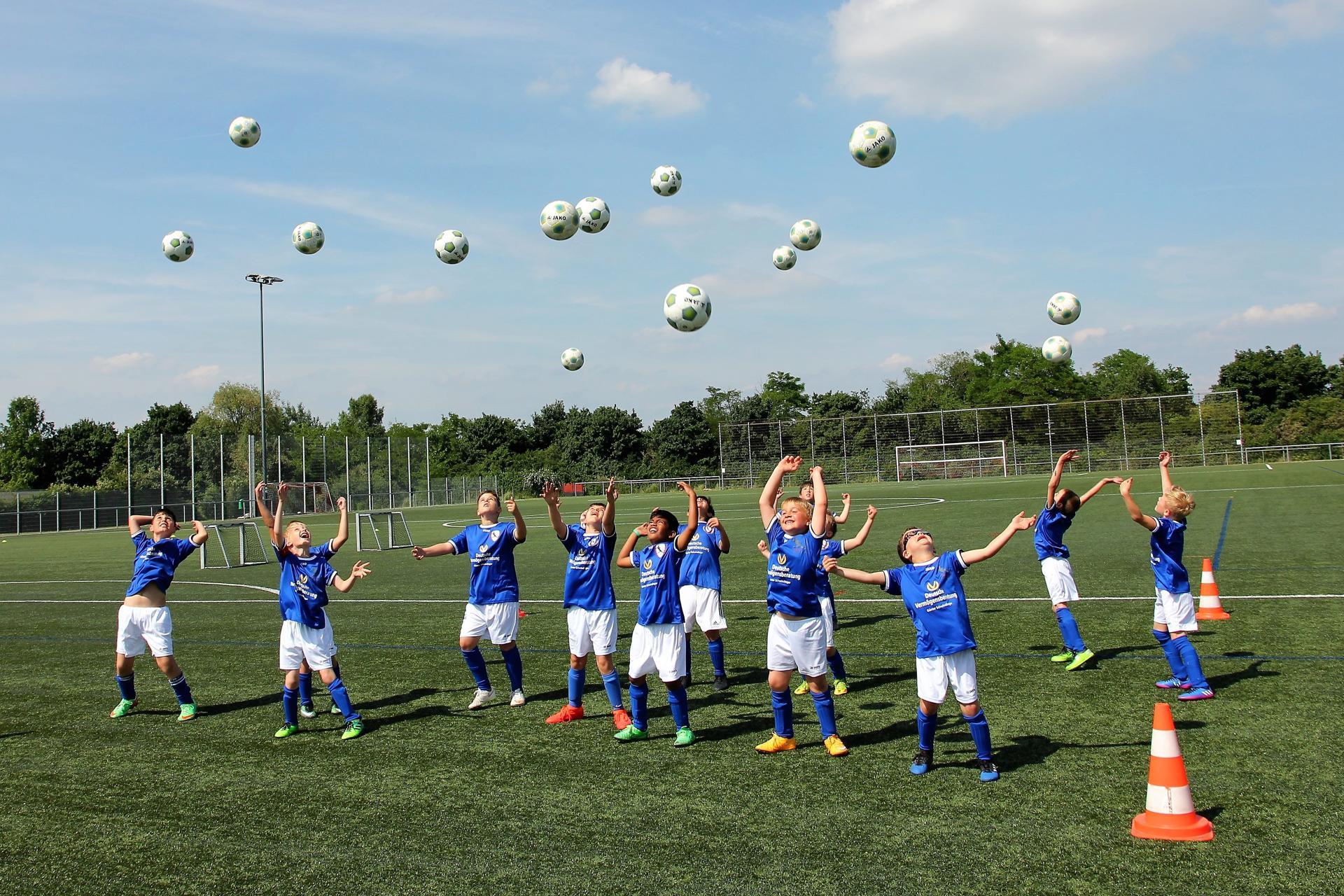 Neues Camp 2018 Tv Lampertheim 1 Fussballschule Rhein